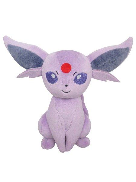 Photo1: Pokemon 2019 ALL STAR COLLECTION Espeon Plush Toy SAN-EI (1)