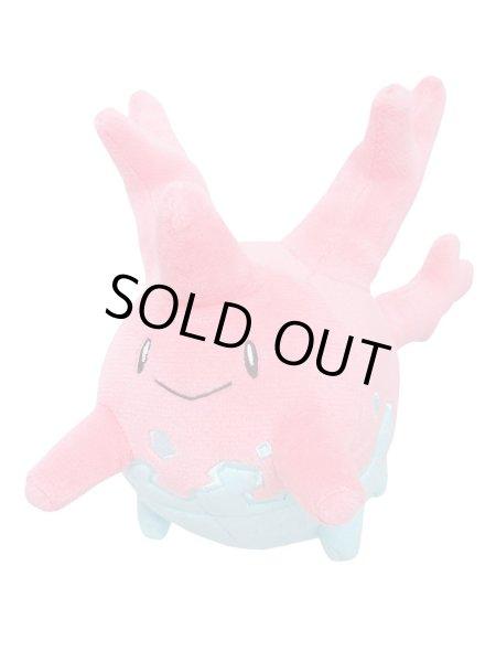 Photo1: Pokemon 2018 ALL STAR COLLECTION Corsola Plush Toy SAN-EI (1)