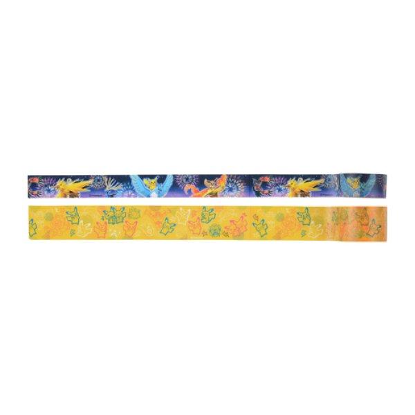 Photo1: Pokemon Center 2019 OSAKA DX Sticky Paper Masking Tape (1)