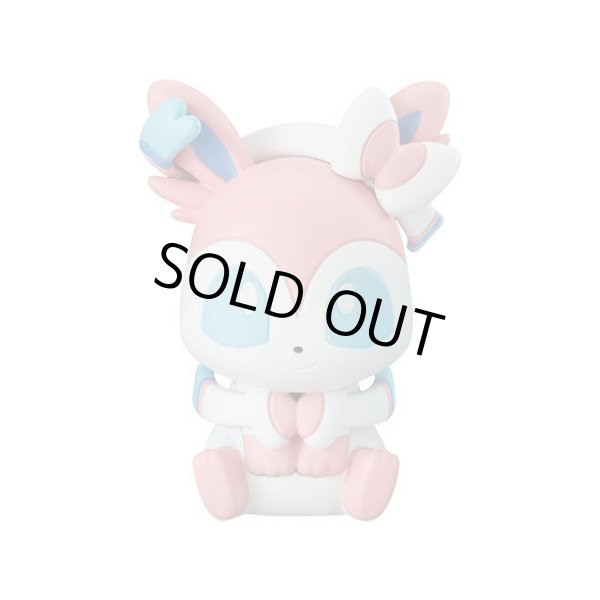 Photo1: Pokemon 2019 BANDAI FIGURE x CLIP Figulip vol.2 Sylveon Mini Figure (1)