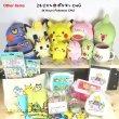 Photo4: Pokemon Center 2019 24 Hours Pokemon CHU Socks for Women 23 - 25 cm 1 Pair Pikachu & Meowth (4)