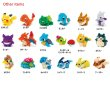 Photo5: Pokemon KAWADA nanoblock NBPM_061 Sobble micro-sized building block (5)