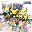 Photo5: Pokemon Center 2019 POKEMON BAND FES Hologram Acrylic Charm Key chain #4 Dark (5)