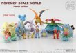 "Photo3: BANDAI POKEMON SCALE WORLD Kanto edition ""Venusaur"" 1/20 Figure (3)"