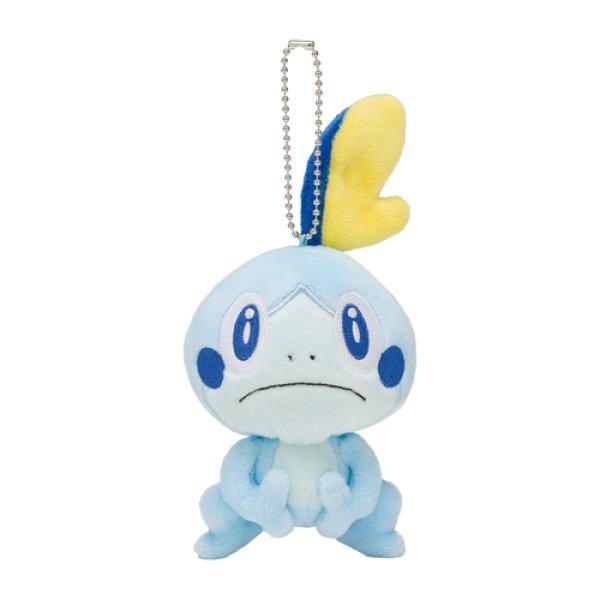 Photo1: Pokemon Center 2019 Plush Mascot Key Chain Sobble (1)
