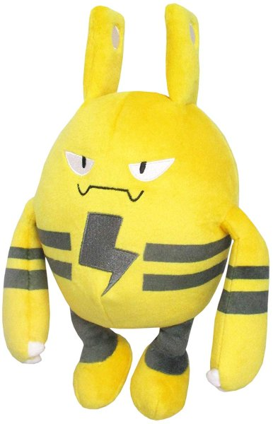 Photo1: Pokemon 2019 ALL STAR COLLECTION Elekid Plush Toy SAN-EI (1)
