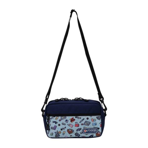 Photo1: Pokemon Center 2019 Contents of Trainer's bag Mini shoulder bag NV ver. (1)