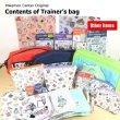 Photo6: Pokemon Center 2019 Contents of Trainer's bag Mini shoulder bag RD ver. (6)