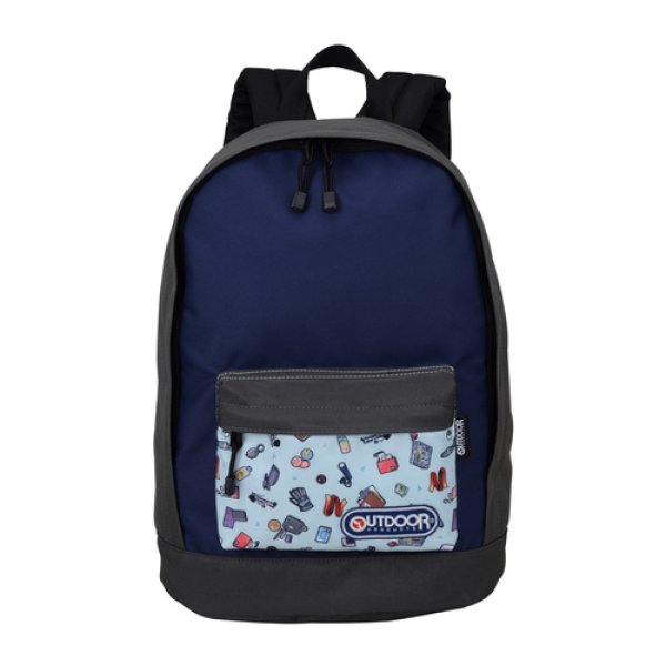 Photo1: Pokemon Center 2019 Contents of Trainer's bag Backpack bag NV ver. OUTDOOR Day pack (1)