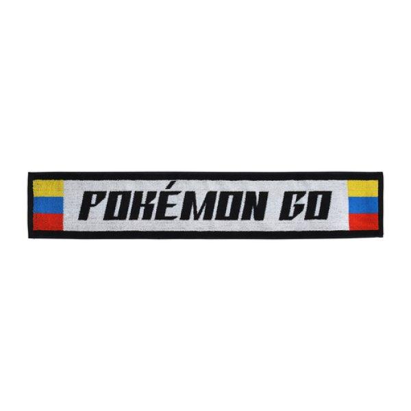 Photo1: Pokemon Center 2019 Pokemon GO campaign Scarf Towel (1)