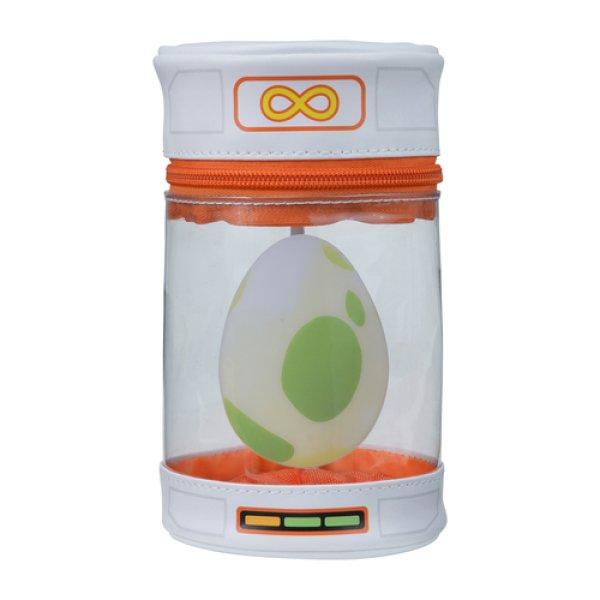 Photo1: Pokemon Center 2019 Pokemon GO campaign Egg Incubator Infinity Pouch case (1)