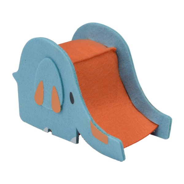 Photo1: Pokemon Center 2020 POKEMON DOLLS HOUSE Phanpy slide for Plush Mascot (1)