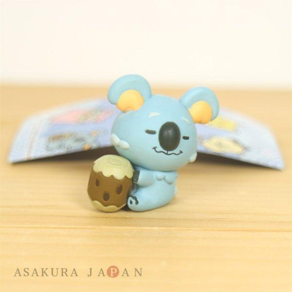 Photo1: Pokemon Center 2020 Figure Collection 24 Hours Pokemon CHU OYASUMI Komala (1)