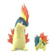 "Photo2: BANDAI 2020 POKEMON SCALE WORLD Johto edition ""Cyndaquil & Quilava"" 1/20 Figure (2)"
