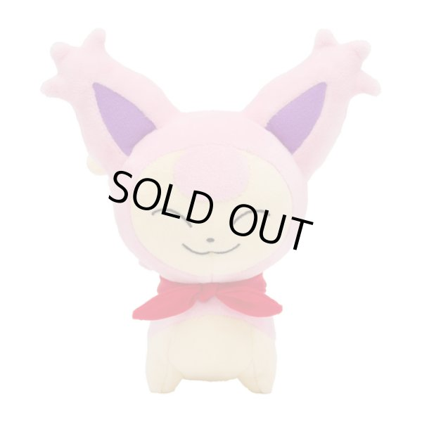 Photo1: Pokemon Center 2020 Mystery Dungeon Rescue Team DX Plush doll Skitty (1)