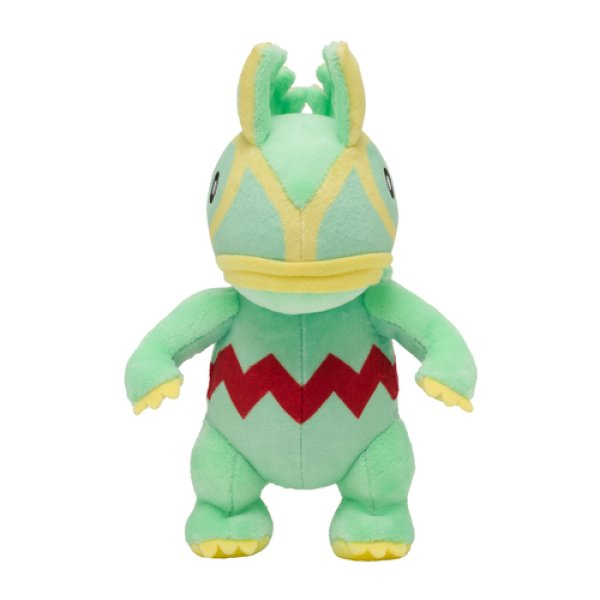 Photo1: Pokemon Center 2020 Mystery Dungeon Rescue Team DX Plush doll Kecleon Green (1)