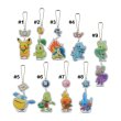 Photo3: Pokemon Center 2020 Mystery Dungeon Rescue Team DX Acrylic Key chain A #2 Chikorita (3)