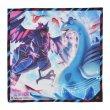 Photo1: Pokemon Center 2020 Gigantamax Corviknight vs Lapras Handkerchief (1)