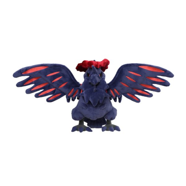 Photo1: Pokemon Center 2020 Gigantamax Corviknight Plush doll G-Max (1)