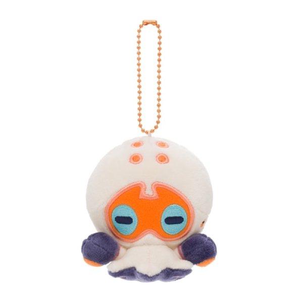 Photo1: Pokemon Center 2020 POKEMON DOLLS Plush Mascot Key Chain Clobbopus (1)