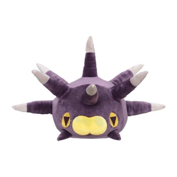 Photo1: Pokemon Center 2020 Mocchiri Plush doll Pincurchin (1)