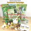 Photo3: Pokemon Center 2020 Farfetch'd Campaign Sticky Paper Masking Tape 3pcs (3)