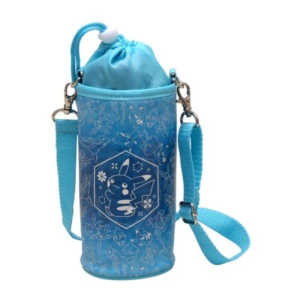 Photo1: Pokemon Center 2020 GALAR Summer 500 ml Bottle Cooler bag (1)