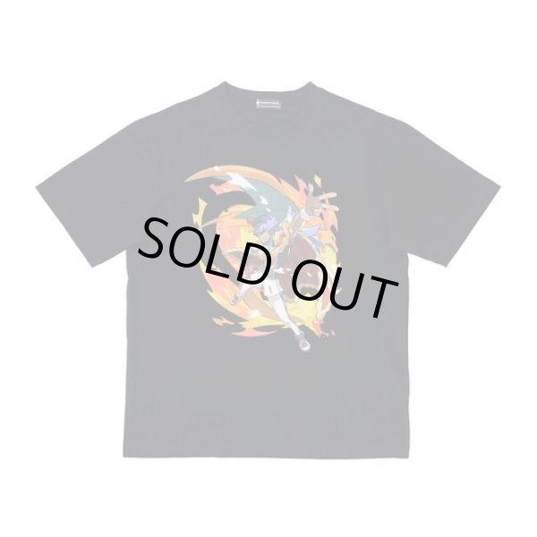 Photo1: Pokemon Center 2020 Pokemon Trainers T-shirt collection Leon Charizard (1)