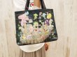 Photo5: Pokemon Center 2021 Pokemon Mysterious Tea Party Tote Bag (5)