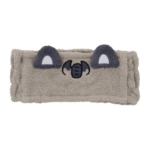 Photo1: Pokemon Center 2021 Galarian Meowth Day campaign Hair turban Towel bands (1)
