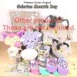 Photo4: Pokemon Center 2021 Galarian Meowth Day campaign Socks for Women 23 - 25 cm 1 Pair Espurr (4)