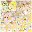 Photo5: Pokemon Center 2020 Pokemon accessory Series Pierced Earrings P58 (5)