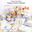 Photo6: Pokemon Center 2021 Happy Easter Basket Egg Scorbunny Plush doll (6)