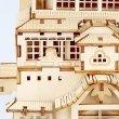 Photo8: Studio Ghibli Wooden Art ki-gu-mi Craft kit Spirited Away Yuya (8)
