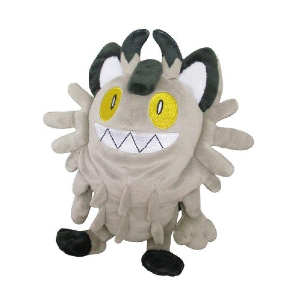 Photo1: Pokemon 2020 ALL STAR COLLECTION Galarian Meowth Plush Toy SAN-EI (1)