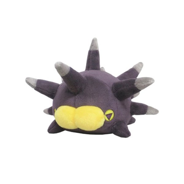 Photo1: Pokemon 2020 ALL STAR COLLECTION Pincurchin Plush Toy SAN-EI (1)