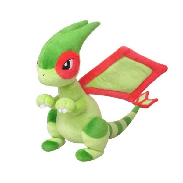 Photo1: Pokemon 2020 ALL STAR COLLECTION Flygon Plush Toy SAN-EI (1)