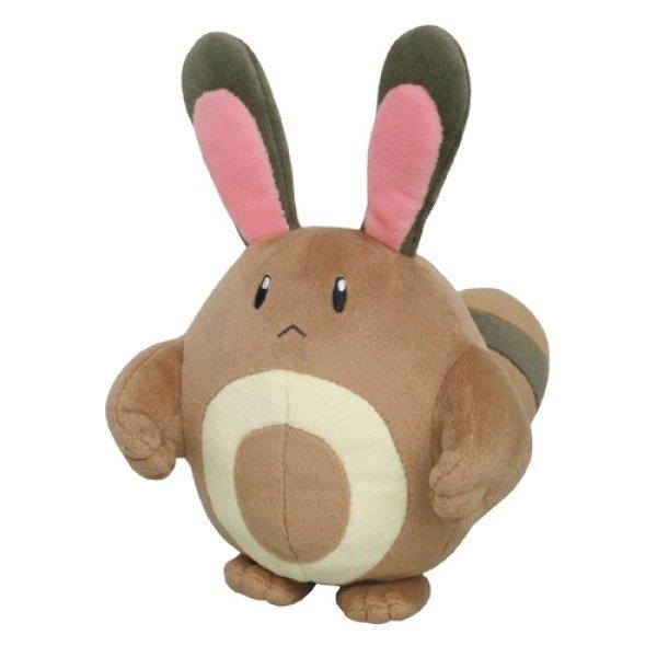Photo1: Pokemon 2020 ALL STAR COLLECTION Sentret Plush Toy SAN-EI (1)