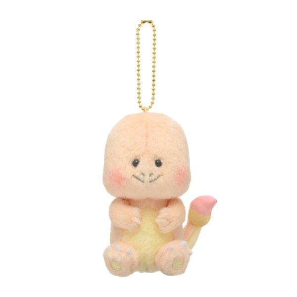 Photo1: Pokemon Center 2021 Repoto Kaitene! Charmander Plush Mascot Key chain (1)