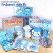 Photo3: Pokemon Center 2021 Pochama's daily life Piplup A4 Size Clear File Folder (3)