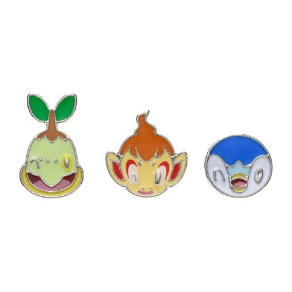 Photo1: Pokemon Center 2021 Pokemon accessory Series Pierced Earrings P74 (1)