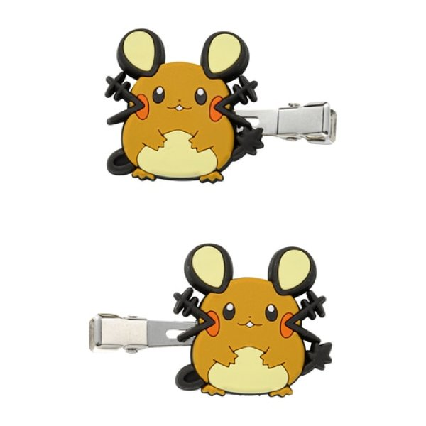 Photo1: Pokemon Center 2021 Pokemon accessory Series Hair clip bands H44 (1)