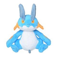 Pokemon Center 2021 Pokemon fit Mini Plush #260 Swampert doll Toy