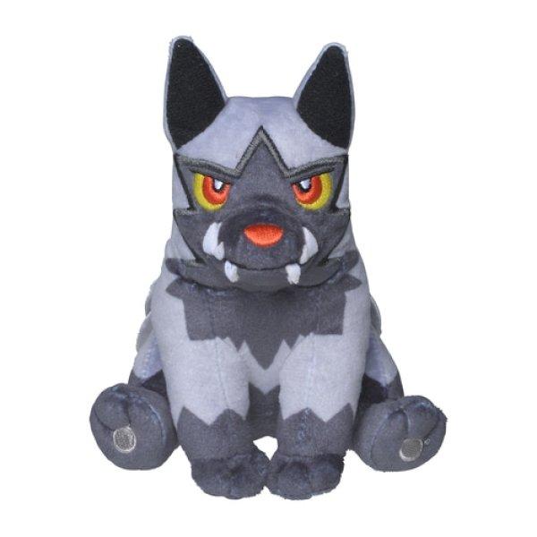 Photo1: Pokemon Center 2021 Pokemon fit Mini Plush #261 Poochyena doll Toy (1)
