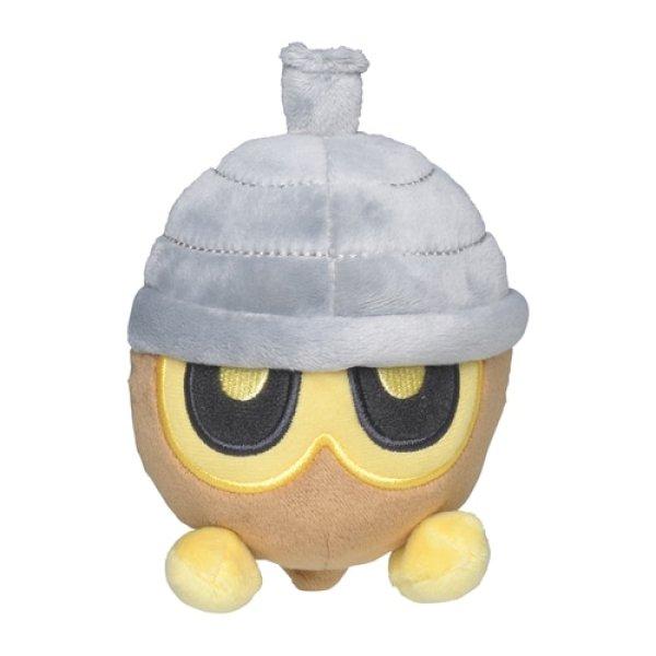 Photo1: Pokemon Center 2021 Pokemon fit Mini Plush #273 Seedot doll Toy (1)