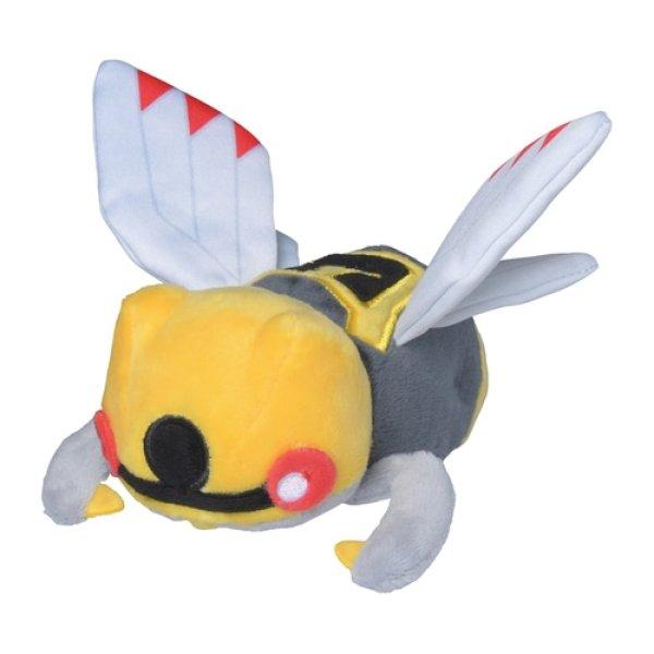 Photo1: Pokemon Center 2021 Pokemon fit Mini Plush #291 Ninjask doll Toy (1)