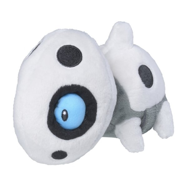 Photo1: Pokemon Center 2021 Pokemon fit Mini Plush #304 Aron doll Toy (1)