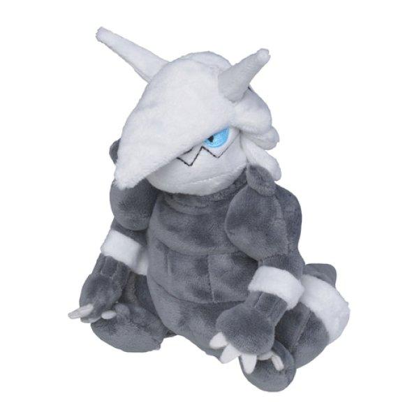 Photo1: Pokemon Center 2021 Pokemon fit Mini Plush #306 Aggron doll Toy (1)