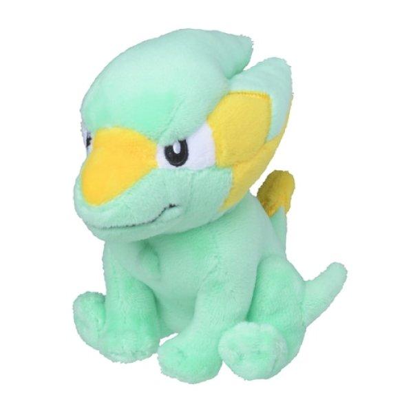 Photo1: Pokemon Center 2021 Pokemon fit Mini Plush #309 Electrike doll Toy (1)