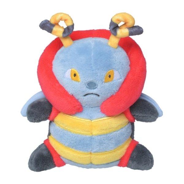 Photo1: Pokemon Center 2021 Pokemon fit Mini Plush #313 Volbeat doll Toy (1)